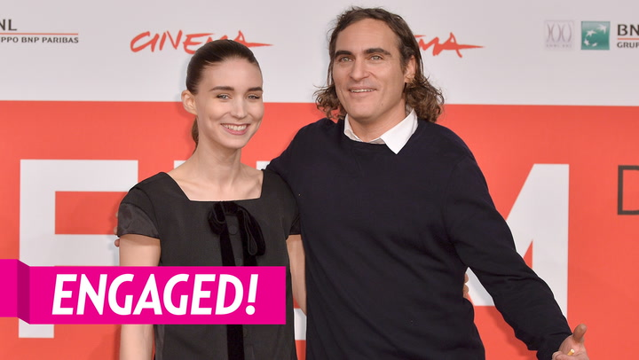 Rooney Mara and Joaquin Phoenix Are Engaged After 3 Years of Dating