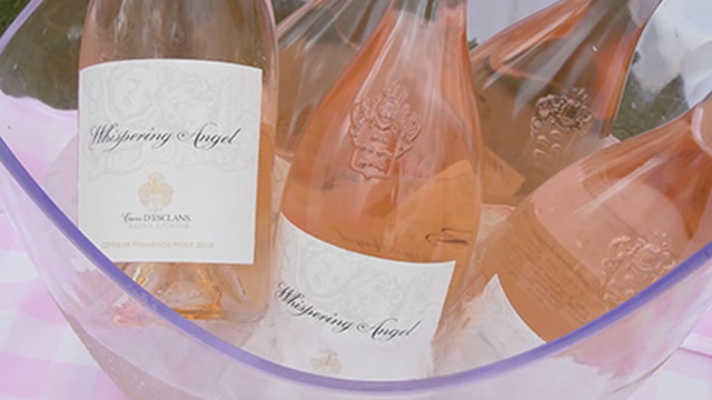 Inside NYC's Millennial Pink Obsession, Rosé Included