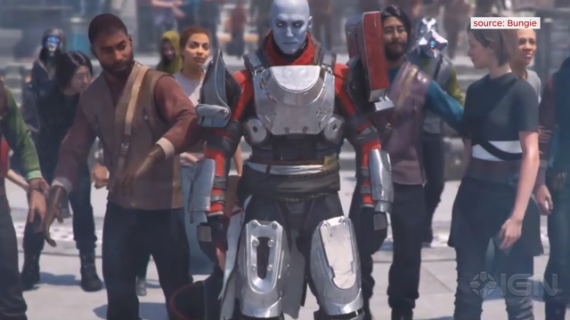 E3 2017: Bungie Confirms Destiny 2 Will Not Run 60fps Xbox One X - IGN News