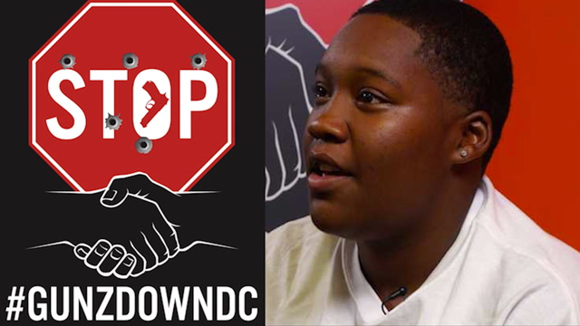 'Gunz down D.C.': Young people produce song hoping to end gun violence