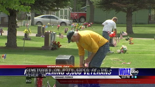 VFW planting 3,000 flags to remember area veterans