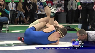 Broncos bounce back to win Class B individual team state wrestling title