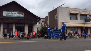 Cloquet Labor Day Parade