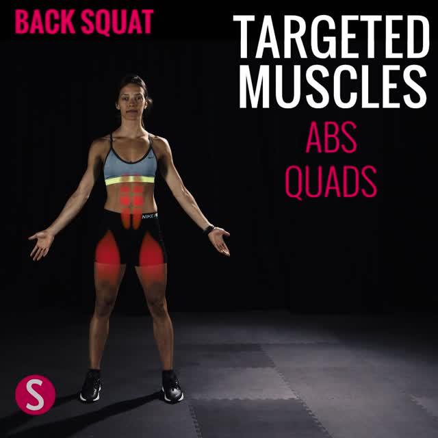 Moves and Muscles: Back Squat