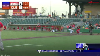 53 year old Rafael Palmeiro homers, RedHawks win in extras