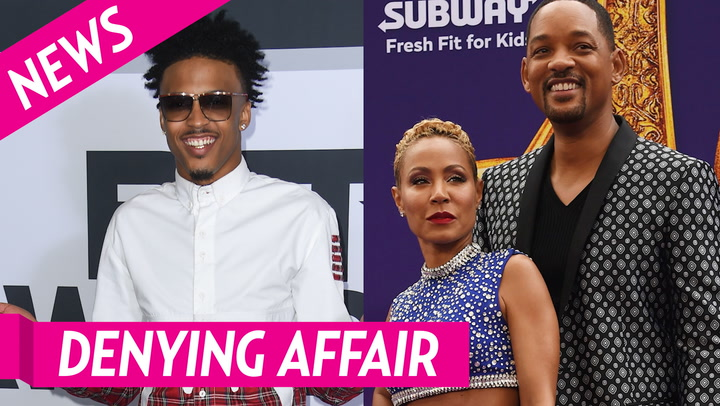 August Alsina Defends His 'Truth' After Jada Pinkett Smith Claims