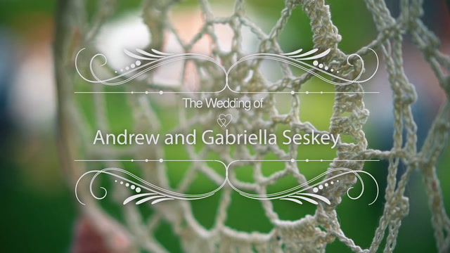 Andrew +  Gabriella Wedding Video