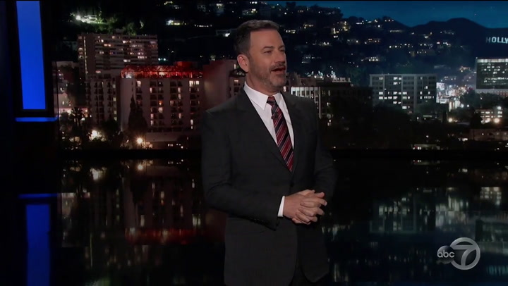Jimmy Kimmel Dunks on Republican Rep. Paul Gosar Who Tweeted Fake Obama-Iran Photo