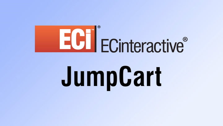 JumpCart feature accelerates checkout on ECinteractive