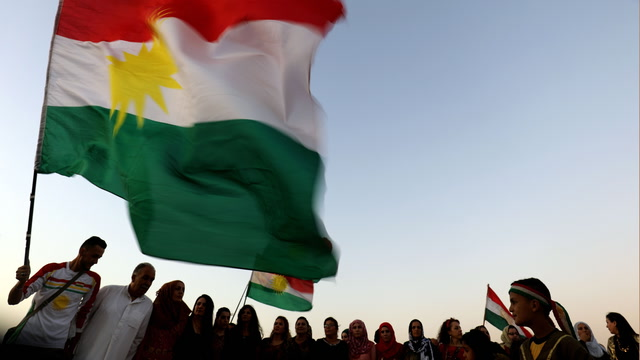 Inside northern Syria, where Kurds defeated ISIS but now face threat from Turkey