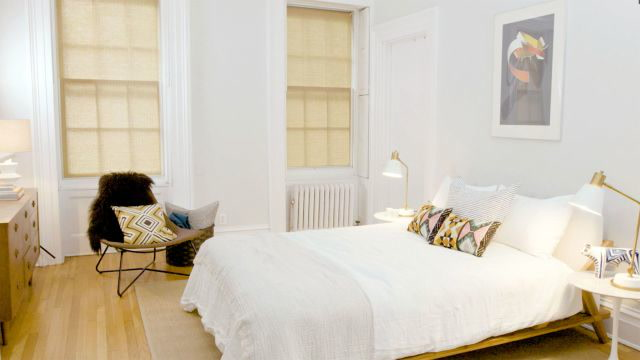 A Chic Bedroom Makeover You Can Do in an Afternoon