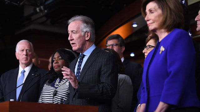 Democrats announce revised North American trade deal