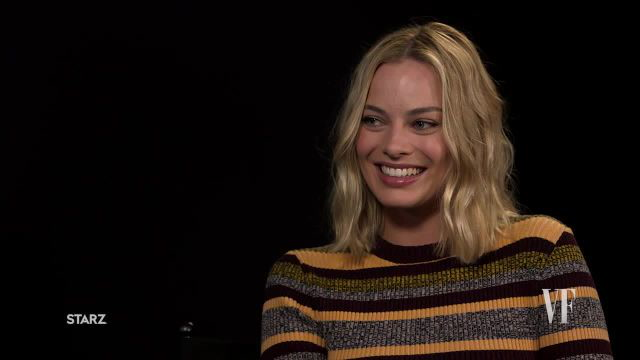 Margot Robbie on the Future of Harley Quinn