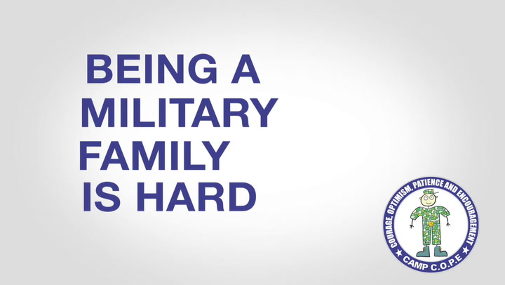 Military Families Learn Kids Serve Too
