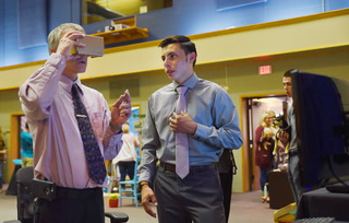 CEO Trade Show highlights student businesses
