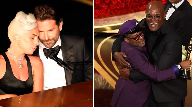 From 'Green Book' to Spike Lee: Highlights from the 2019 Oscars