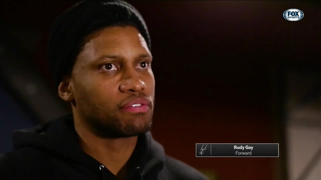 Season of Giving with Rudy Gay | Spurs Insider