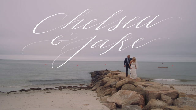 Chelsea + Jake | Osterville, Massachusetts | The Wianno Club