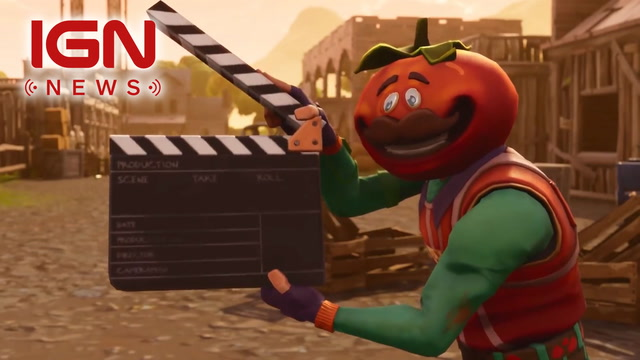That Fortnite TV Show Tease IS NOT Real - IGN News