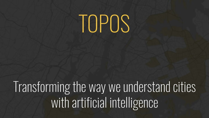 Topos Utilizes A.I. to Understand Cities and Map Micro-Neighborhoods