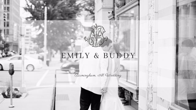Emily + Buddy | Birmingham, Alabama | The Florentine