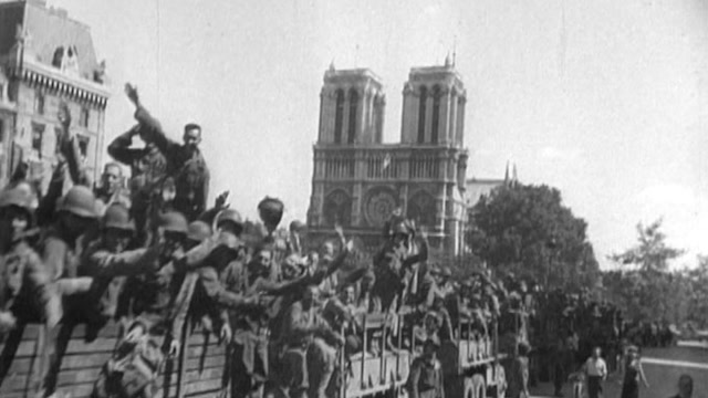 A look back at Notre Dame's history
