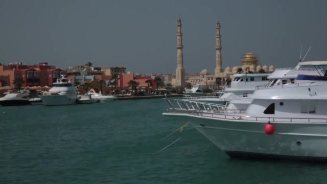 A Day in Hurghada, Egypt