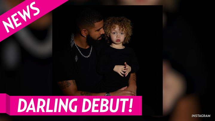 How Drake and Sophie Brussaux Are 'Very Happily Coparenting' Son Adonis