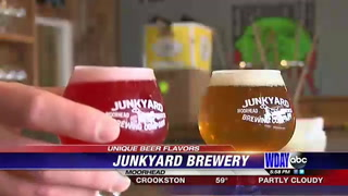 Junkyard brewery announces summer flavors