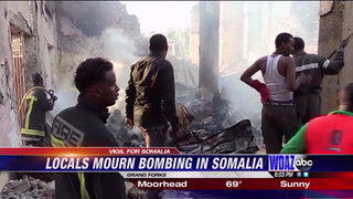 Locals to hold vigil for Somalia