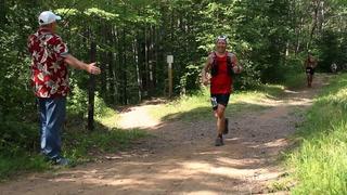 37th annual Voyageur 50-mile Trail Ultramarathon