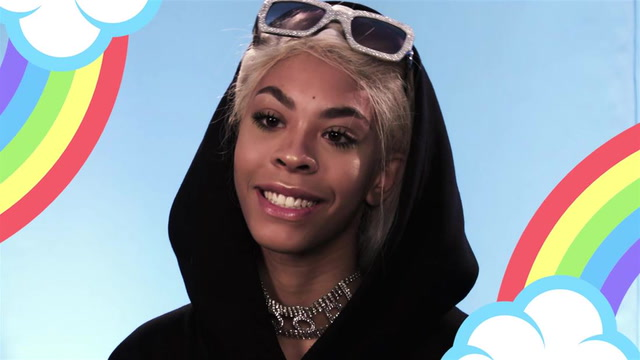 Rico Nasty Talks Sugar Trap 2 and Cartoon References