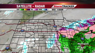 StormTRACKER Weather: Snow