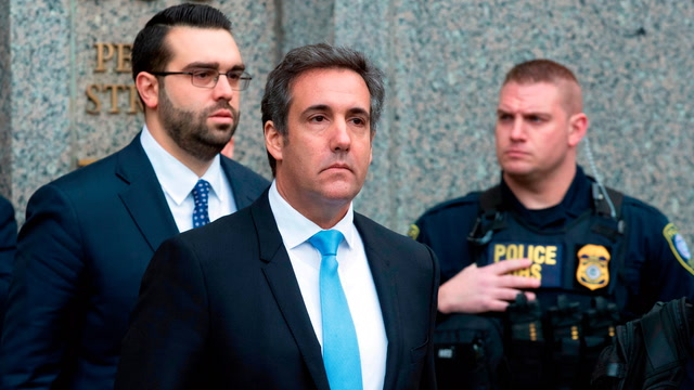 Trump's lawyer is invoking the Fifth Amendment. Here's what Trump has said about it.