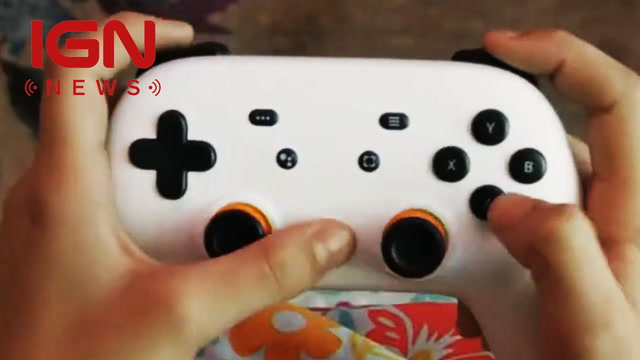 Google Stadia Specs Revealed - IGN News