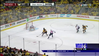 Cullen helps Pittsburgh take 3-1 series lead over Capitals