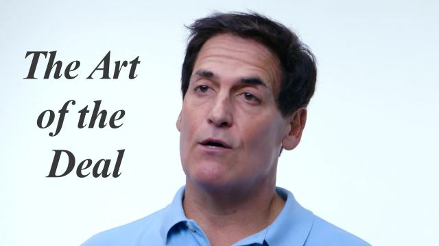 "Mark Cuban and CEOs React to Trump's ""Art of the Deal"""