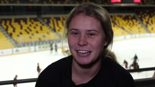 UMD women's hockey players share their pre-game rituals