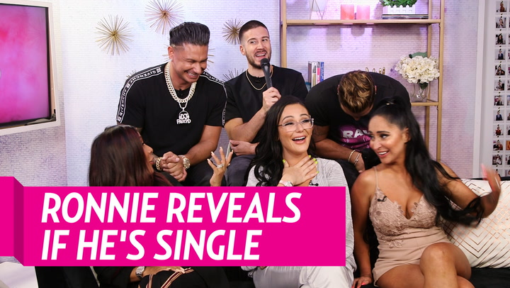 Jersey Shore's Ronnie Ortiz-Magro Sets the Record Straight on Relationship With Jen Harley