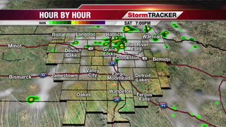 StormTRACKER Weather Webcast Saturday Evening