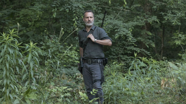 Did The Walking Dead Just Set Up Rick's Downfall in Warning Signs?