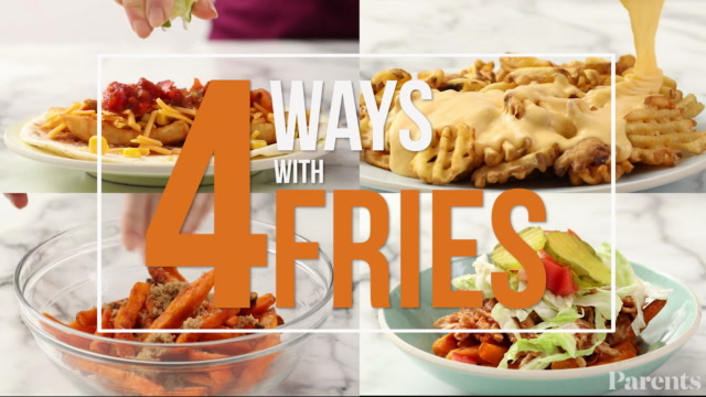 4 Ways With Fries