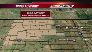 Partly cloudy, Windy West