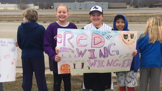 Wingers Basketball Gets Grand Send-off