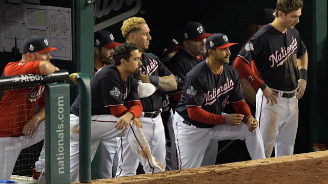 As the Astros move closer to another World Series title, Nats players reflect on Game 5 loss