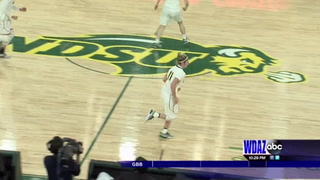 UND pulls away in second half to beat NDSU