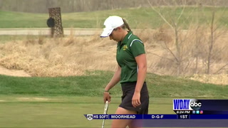 NDSU women's golf team claims Summit League Championship