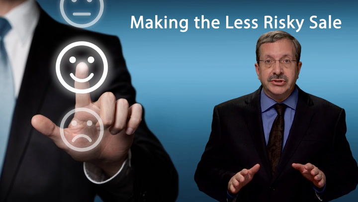 Making the Less Risky Sale | Andy Gole