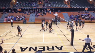 Class B volleyball: Lyman/Platte-Geddes highlights