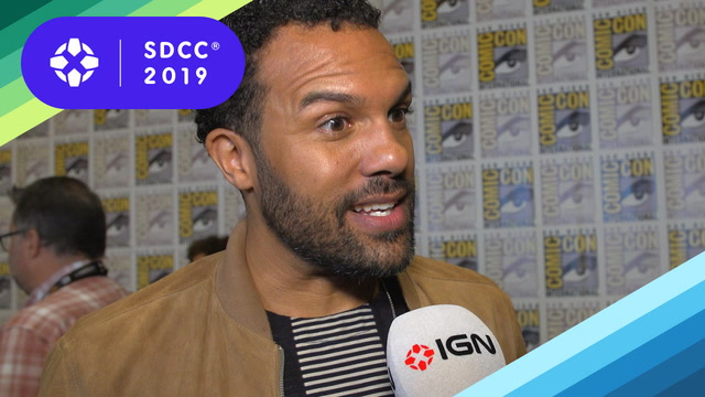 Black Widow Actor Teases Love Interest in Stand-alone Movie - Comic Con 2019